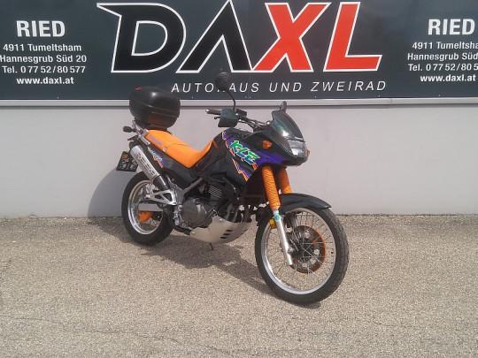 Kawasaki KLE 500 Twin bei Daxl – Autohaus und Zweirad in Oberösterreich in Ihre Fahrzeugfamilie