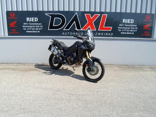 Honda CRF1000L Africa Twin DCT bei Daxl – Autohaus und Zweirad in Oberösterreich in Ihre Fahrzeugfamilie