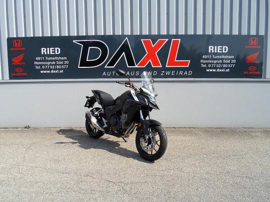 Honda CB 500X ABS bei Daxl – Autohaus und Zweirad in Oberösterreich in Ihre Fahrzeugfamilie
