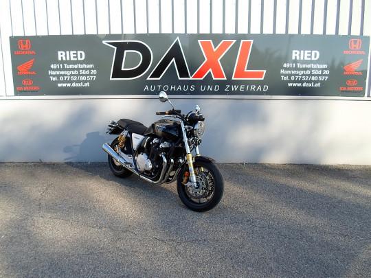 Honda CB 1100RS ABS bei BM || Daxl Bikes in