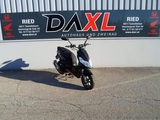 Generic XOR 125 Stroke bei BM || Daxl Bikes in