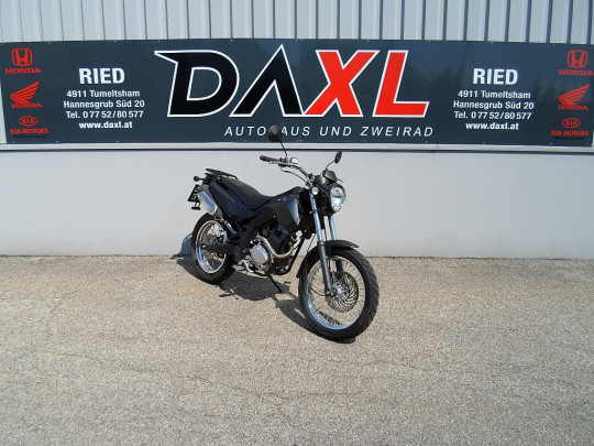 Derbi Senda City Cross 125 bei BM || Daxl Bikes in