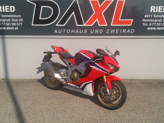 Honda CBR 1000 RR Fireblade SP bei BM || Daxl Bikes in