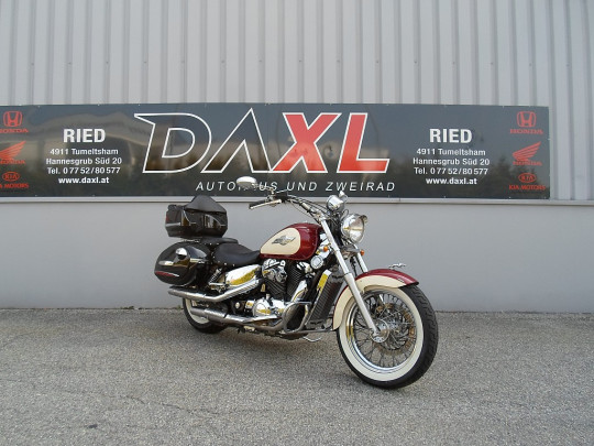 Honda VT 1100 C Shadow bei BM || Daxl Bikes in
