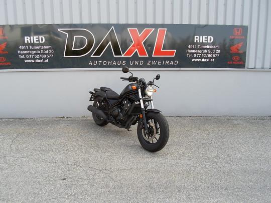 Honda CMX500 Rebel bei BM || Daxl Bikes in