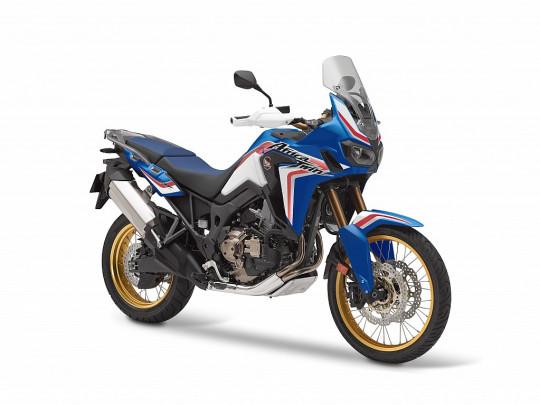 Honda CRF1000L Africa Twin bei BM || Daxl Bikes in