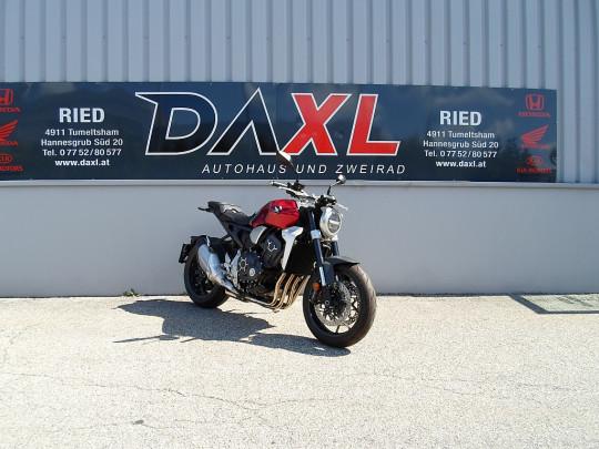 Honda CB 1000 R ABS bei BM || Daxl Bikes in