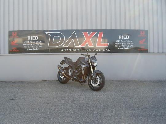 Suzuki GSR 750 ABS bei BM || Daxl Bikes in