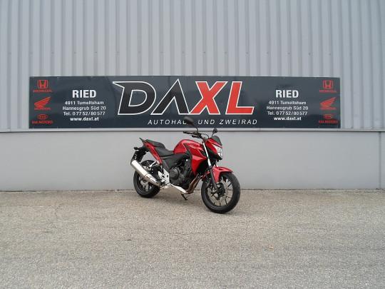Honda CB 500 F ABS bei BM || Daxl Bikes in