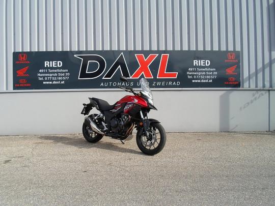 Honda CB500X ABS bei BM || Daxl Bikes in
