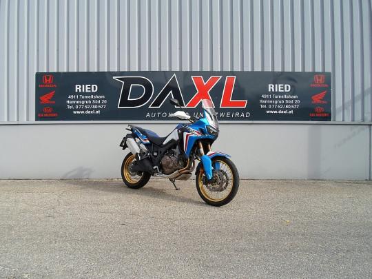 Honda CRF 1000L Africa Twin bei BM || Daxl Bikes in