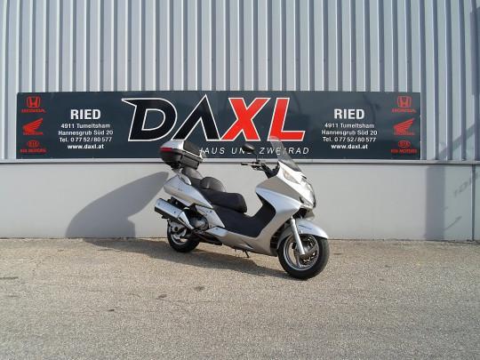 Honda Silver Wing 600 ABS bei BM || Daxl Bikes in