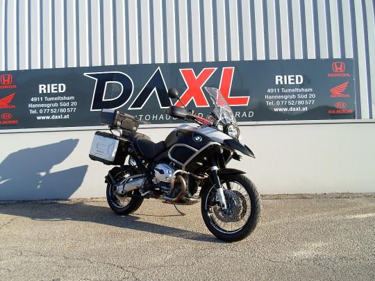 BMW R 1200 GS Adventure ABS bei BM || Daxl Bikes in