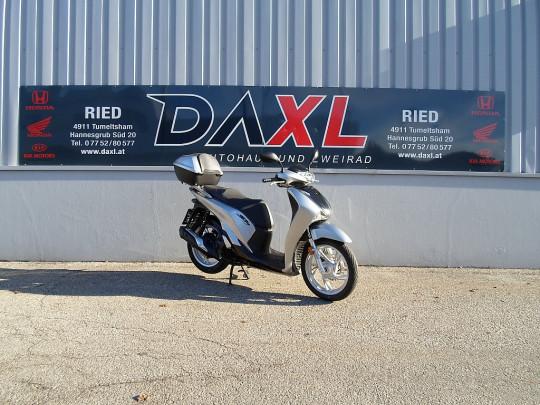 Honda SH 125i ABS bei BM || Daxl Bikes in