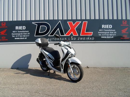 Honda SH 150 I ABS bei BM || Daxl Bikes in