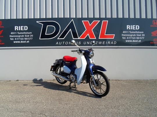 Honda Super Cub 125 bei BM || Daxl Bikes in