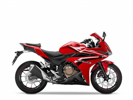 Honda CBR 500 R bei BM || Daxl Bikes in