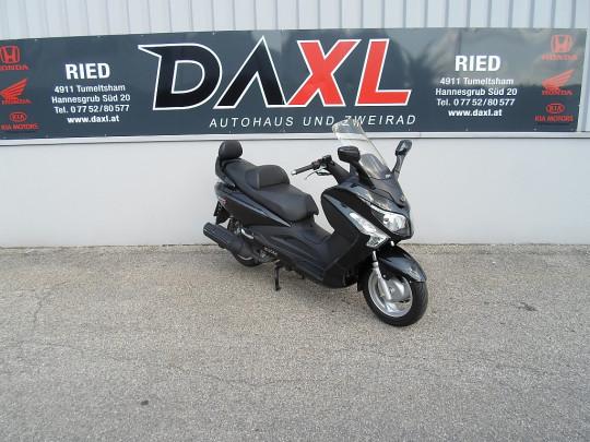 Sym GTS 300 bei BM || Daxl Bikes in
