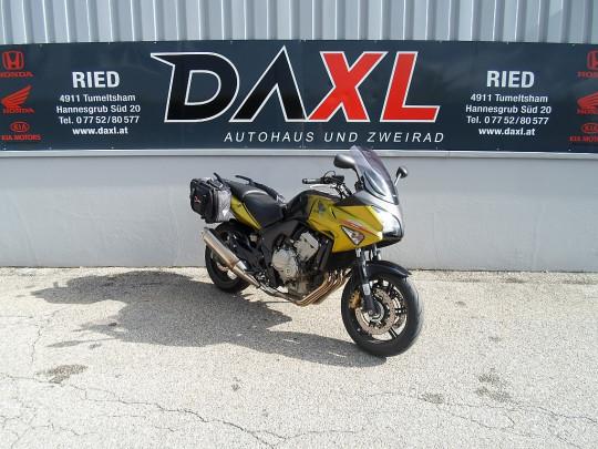 Honda CBF 600 S ABS bei BM || Daxl Bikes in