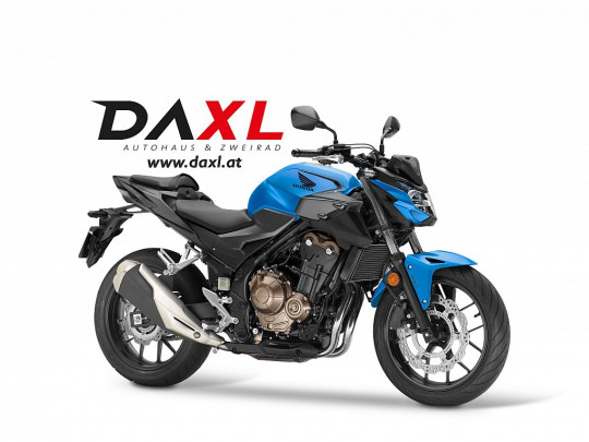 Honda CB 500F € 77,82 monatlich – JETZT VORBESTELLEN bei BM    Daxl Bikes in