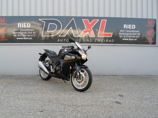 Honda CBR 250R ABS € 66,92 monatlich bei BM    Daxl Bikes in