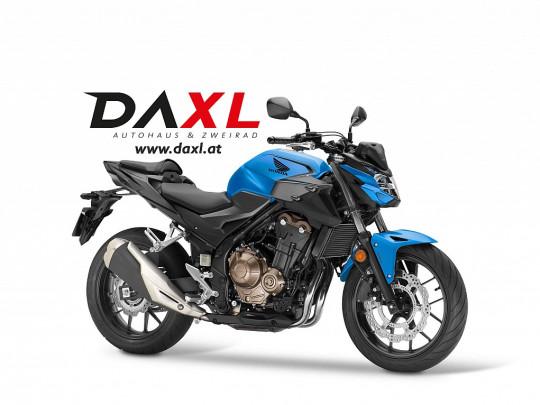 Honda CB 500F € 77,82 monatlich – JETZT VORBESTELLEN bei BM || Daxl Bikes in