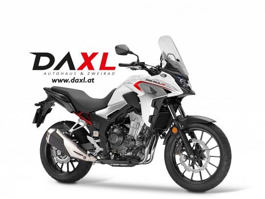 Honda CB 500X ABS € 92,09 monatlich – JETZT VORBESTELLEN bei BM || Daxl Bikes in