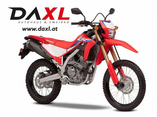 Honda CRF 300L € 71,99 monatlich – JETZT VORBESTELLEN bei BM || Daxl Bikes in