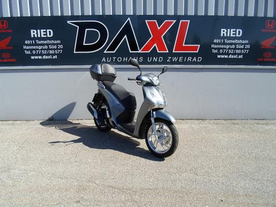 Honda SH125I ABS TOPCASE € 62,22 monatlich bei BM || Daxl Bikes in