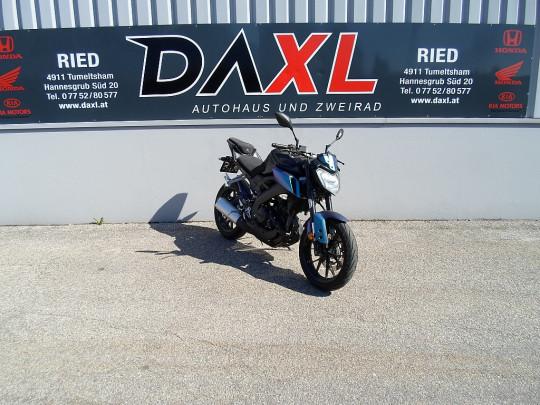 Yamaha MT 125 ABS € 61,13 monatlich bei BM || Daxl Bikes in
