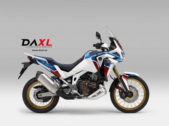 Honda Africa Twin Adventure Sports DCT SHOWA EERA CRF1100 € 196,09 monatlich bei BM || Daxl Bikes in