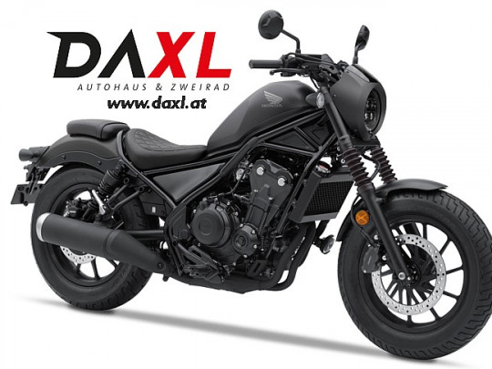 Honda CMX500 Rebel S-Edition € 94,47 monatlich – JETZT VORBESTELLEN bei BM || Daxl Bikes in