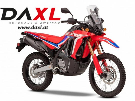 Honda CRF 300L RALLY € 96,05 monatlich – JETZT VORBESTELLEN bei BM || Daxl Bikes in