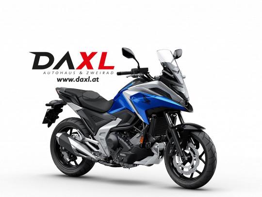 Honda NC 750X DCT ABS € 93,80 monatlich – JETZT VORBESTELLEN bei BM || Daxl Bikes in