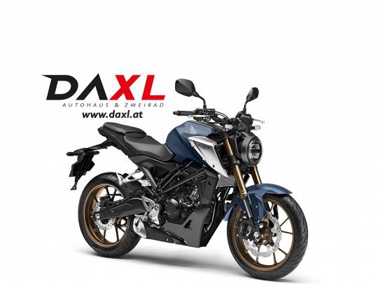 Honda CB125R € 73,83 monatlich – Prompt Verfügbar!!! bei BM || Daxl Bikes in