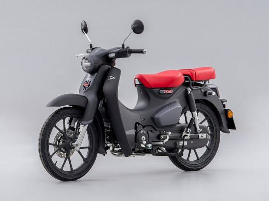 Honda Super Cub 125 € 69,07 monatlich – Jetzt Vorbestellen bei BM || Daxl Bikes in