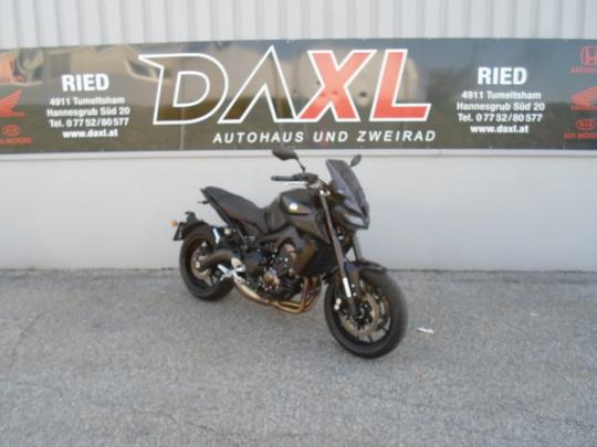 Yamaha MT-09 € 100,– monatlich – Top Zustand bei BM || Daxl Bikes in