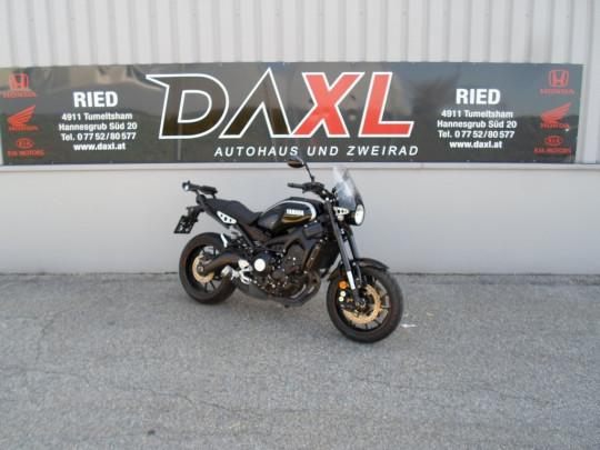 Yamaha XSR900 € 96,62 monatlich – Top Zustand bei BM || Daxl Bikes in